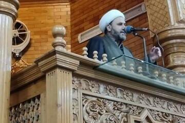 جدید ٹیکنالوجی کا استفادہ خدا اور ائمہ کی خوشنودی خاصل کرنے کے لیے کریں، حجۃ الاسلام شیخ فدا عبادی