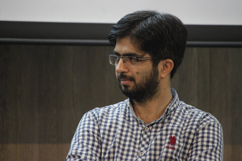محمد حسین همتی نژاد مدیر خانه مطبوعات استان قم