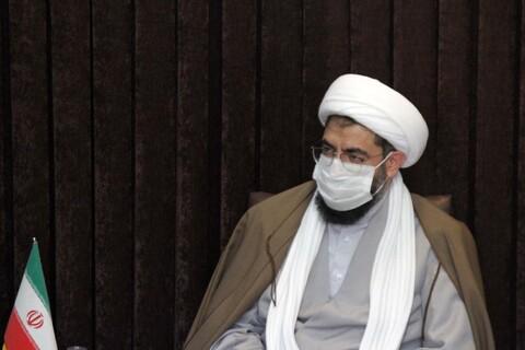 تصاویر / دیدار مجمع طلاب و فضلای همدان با نماینده ولی فقیه در استان و مدیر حوزه