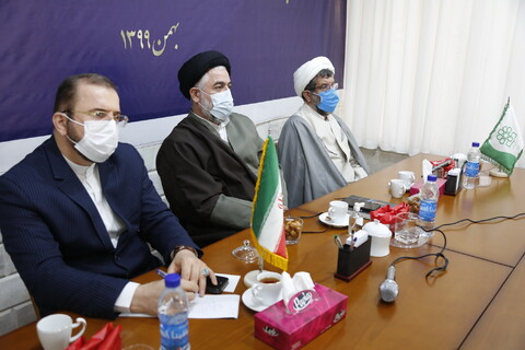 تصاویر/ آئین افتتاح دفتر مرکز پژوهش های مجلس در قم