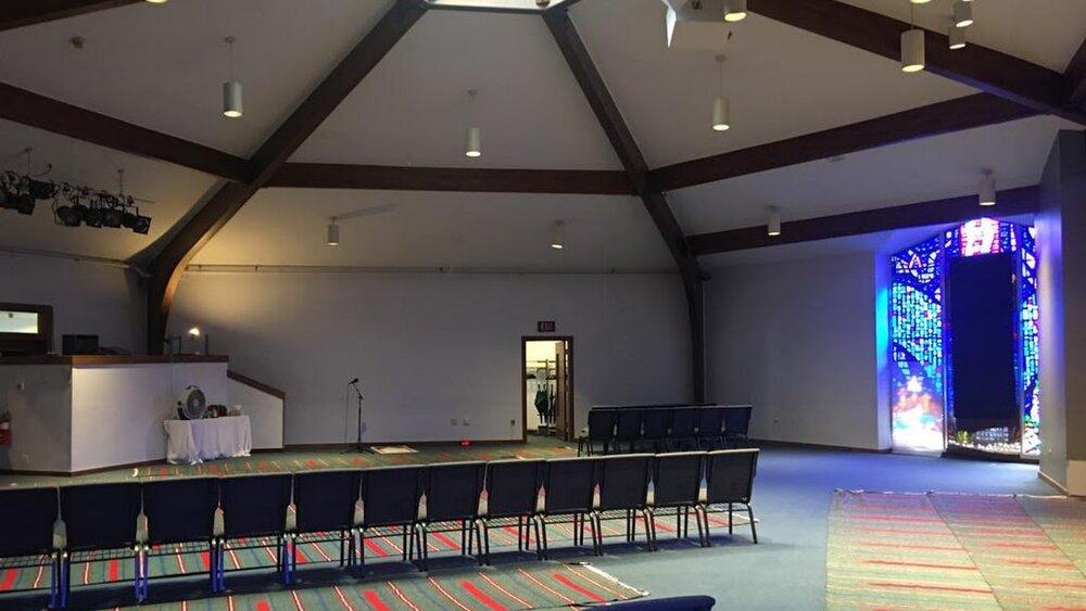 جلسه بررسی پیشنهاد مسجد ناپرویل آمریکا آغاز شد