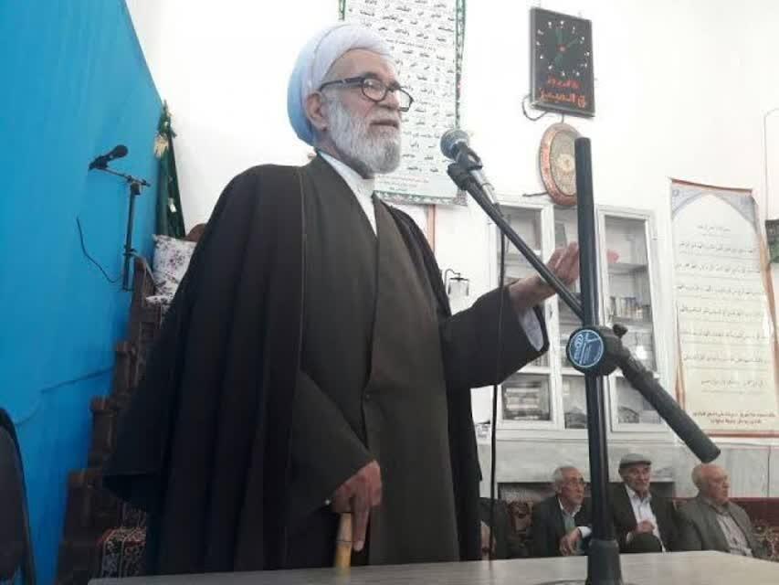 شهرستان سراب در سوگ درگذشت امام جمعه اسبق