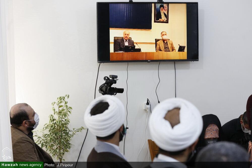 تصاویر/ افتتاح دفتر قم مرکز پژوهشهای مجلس شورای اسلامی