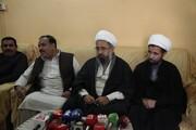 پاکستان میں داعش کے وجود کے پیچھے بھی امریکہ ہے، علامہ امین شہیدی