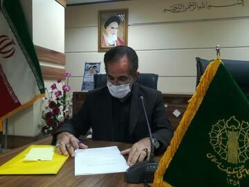 کاروان نمادین ورود امام خمینی(ره) در ورامین به حرکت در می آید