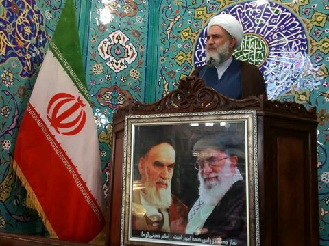 حجت الاسلام آقا حسینی