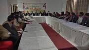 اصغریہ علم و عمل تحریک پاکستان کا دو روزہ اجلاس +تصاویر