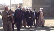 نماینده ولی فقیه در کردستان حرف دل مردم  «نایسر» را شنید