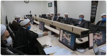 رزمایش تهذیبی تربیتی حوزه علمیه تهران برگزار شد