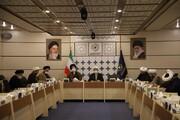 نشست هیئت های اندیشه ورز حوزه های علمیه خواهران برگزار شد+ تصاویر