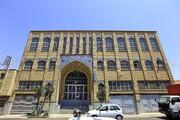 تصاویری از مدرسه علمیه شهیدین قم