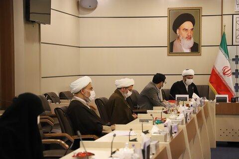 تصاویر/ نشست کمیسیون علمی فرهنگی شورای سیاستگذاری حوزه های علمیه خواهران
