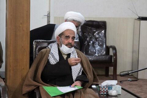 تصاویر / نشست ائمه جمعه استان همدان با استاندار