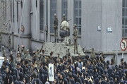 گزارش رسانههای خارجی از خشونتبارترین تظاهرات تهران در ۸ بهمن ۱۳۵۷