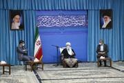 تصاویر/ دیدار نائب رئیس مجلس با امام جمعه یزد