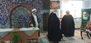 مدیر جدید مدرسه علمیه خواهران الزهرا (س) شاهین دژ معرفی شد