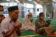 چراغ سبز شورای اسلامی پنانگ، مالزی، به برپایی نمازها در مساجد