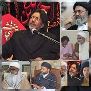 روحانیون پاکستانی درگذشت نوحه سرای معروف را تسلیت گفتند