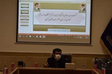 موسسات مردم نهاد در مدارس علمیه خواهران کردستان راه اندازی می شود