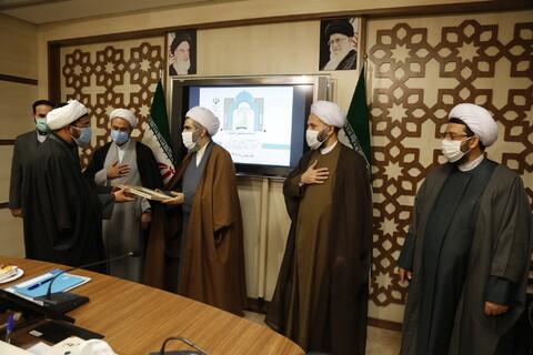 نفرات و مجلات آموزشی برتر حوزه تجلیل شدند