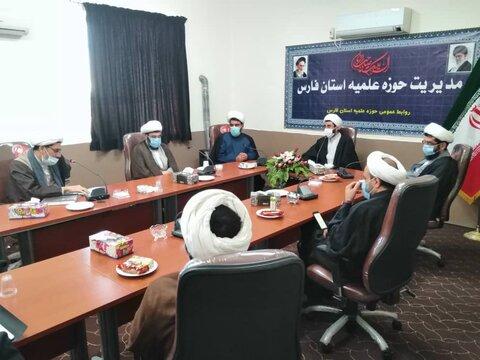 دبیرخانه دائمی اندیشه های بنیادین در حوزه علمیه فارس راه اندازی شد