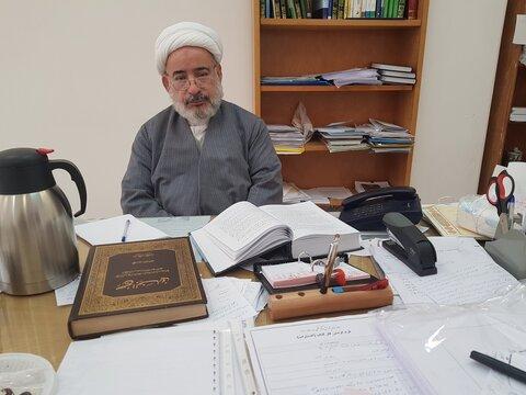 حجت الاسلام والمسلمین محمدجعفر طبسی