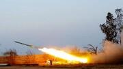 حمله راکتی به پایگاه نظامی آمریکا در عراق