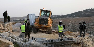 Palestine condemns Israel for demolishing mosque