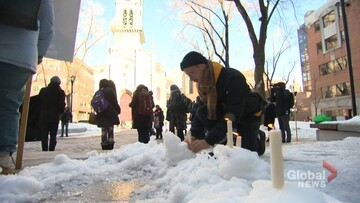 Calgary mosque marks anniversary of deadly Quebec city attack