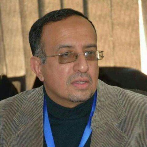 الدكتور «عبدالسلام الكحلاني» الناطق الرسمي لوزارة الصحة العامة والسكان اليمنية