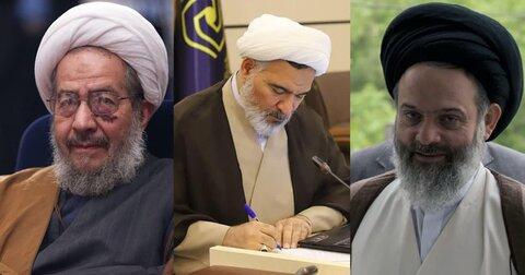 پیام تبریک مدیر حوزه های علمیه خواهران به آیات مقتدایی و بوشهری