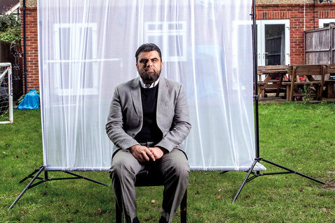 Kashif Shabir: 'Charity in the Islamic faith is much more than giving money'