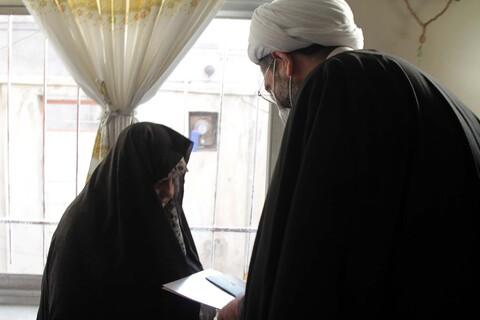 تصاویر/ تکریم از مادران شهدا توسط نماینده ولی فقیه در استان همدان