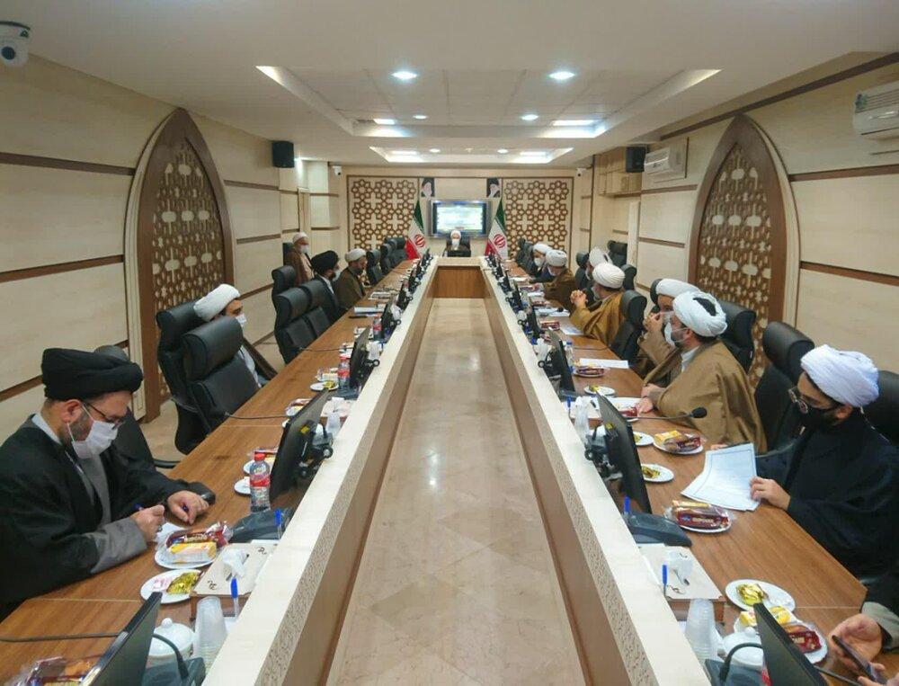 بیست و دومین اجلاسیه اساتید حوزه علمیه قم آغاز شد