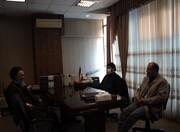 بازدید مدیر عامل مجمع ناشران انقلاب اسلامی از موسسه امام هادی علیه السلام