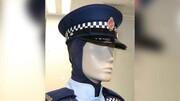 حجاب مخصوص برای یونیفرم پلیس نیوزیلند دوخته شد