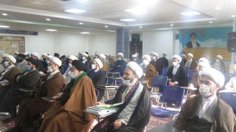 اجرای طرح رزمایش تهذیبی و تربیتی حوزه علمیه استان مرکزی