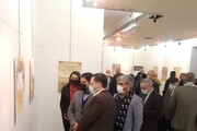 استقبال مردم سوریه از نمایشگاههای حوزه هنری در دمشق
