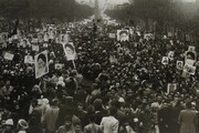 عکسهای ماندگار بهمن ۵۷ در گالری پردیس ملت