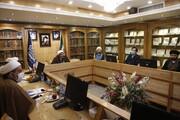 تصاویر/ نشست شورای گفتمان انقلاب اسلامی انجمنهای علمی حوزه