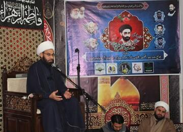 سیاسی، سماجی اور اجتماعی حوالے سے اتحاد و اتفاق نہ ہونے کے باعث آج مسلمان ملک بھر میں مسائل کا شکار ہیں، علامہ ڈاکٹر شبیر فصیحی