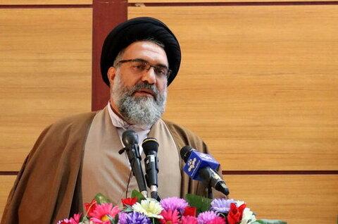 حجت الاسلام سیدنصیر حسینی امام جمعه یاسوج