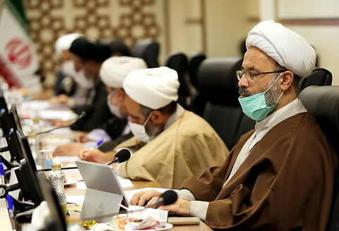 تصاویر/ اجلاسیه مدیران استانی حوزه های علمیه