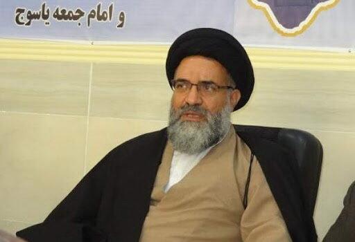 اظهار تاسف امام جمعه یاسوج از تبلیغات برخی کاندیداها / احکام اسلام را لگدمال نکنید