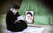 اسلامی انقلاب کی سالگرہ پر رہبر انقلاب اسلامی کی امام خمینیؒ کے مزار پر فاتحہ خوانی