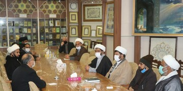 Pakistani seminary professors visit AQR Islamic Research Foundation