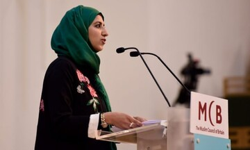 Muslim Council of Britain elects Zara Mohammed as its first female leader