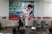 ساختمان جدید مدرسه علمیه امام خمینی(ره) سنقر و کلیایی افتتاح شد