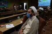 تصاویر/  نشست صمیمی ورزشکاران حوزوی با آیت الله اعرافی