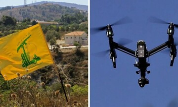 Islamic Resistance: Israeli enemy drone downed in Blida outskirts